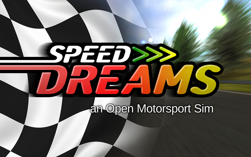 Speed dreams is an open source motorsport simulation