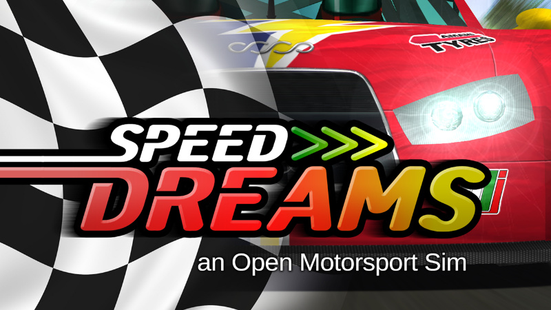 Speed Dreams - A free Open Motorsport Sim and Open Source