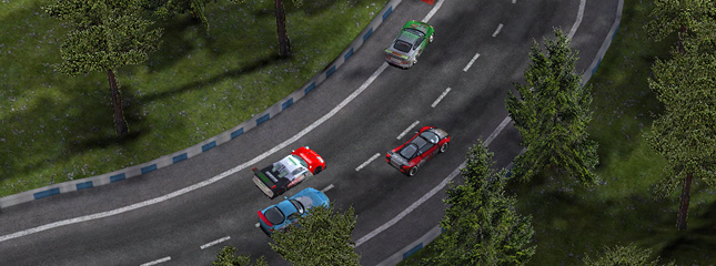 Speed Dreams racing game and motorsport sim