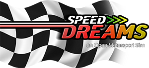 Speed Dreams 2.0.0 on Fedora
